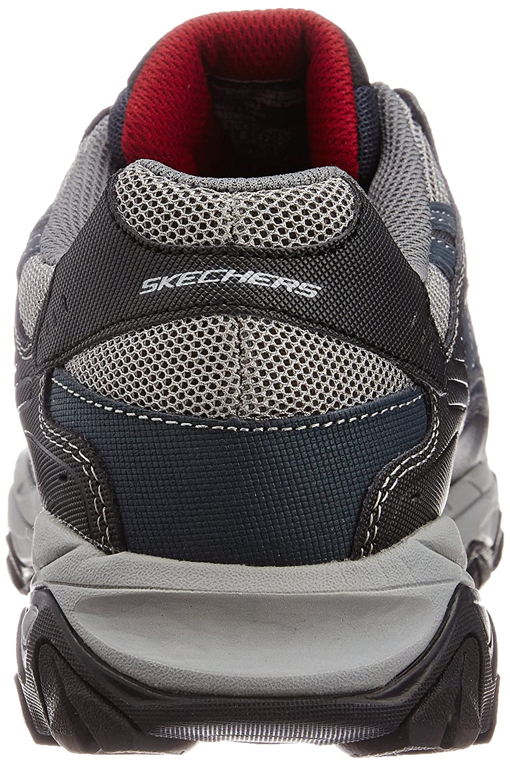 Skechers-Afterburn-Memory-Foam-M-Fit-Men-039-s-Sport-After-Burn-Sneakers-Shoes thumbnail 59
