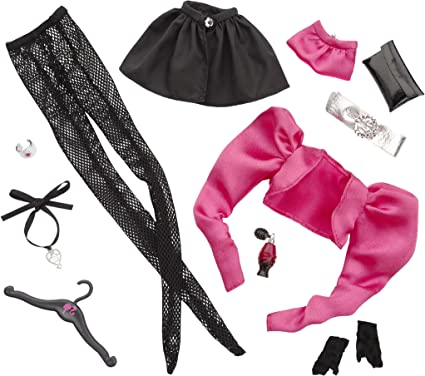 Black Label Barbie Basics Accessories Look 2 Collection 3 Fashion Pack