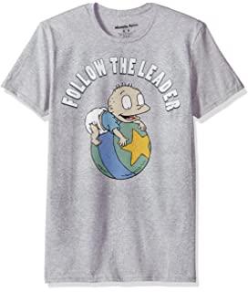 6adb720cf Nickelodeon Men's Rugrats Reptar Tv T-Shirt | Amazon.com