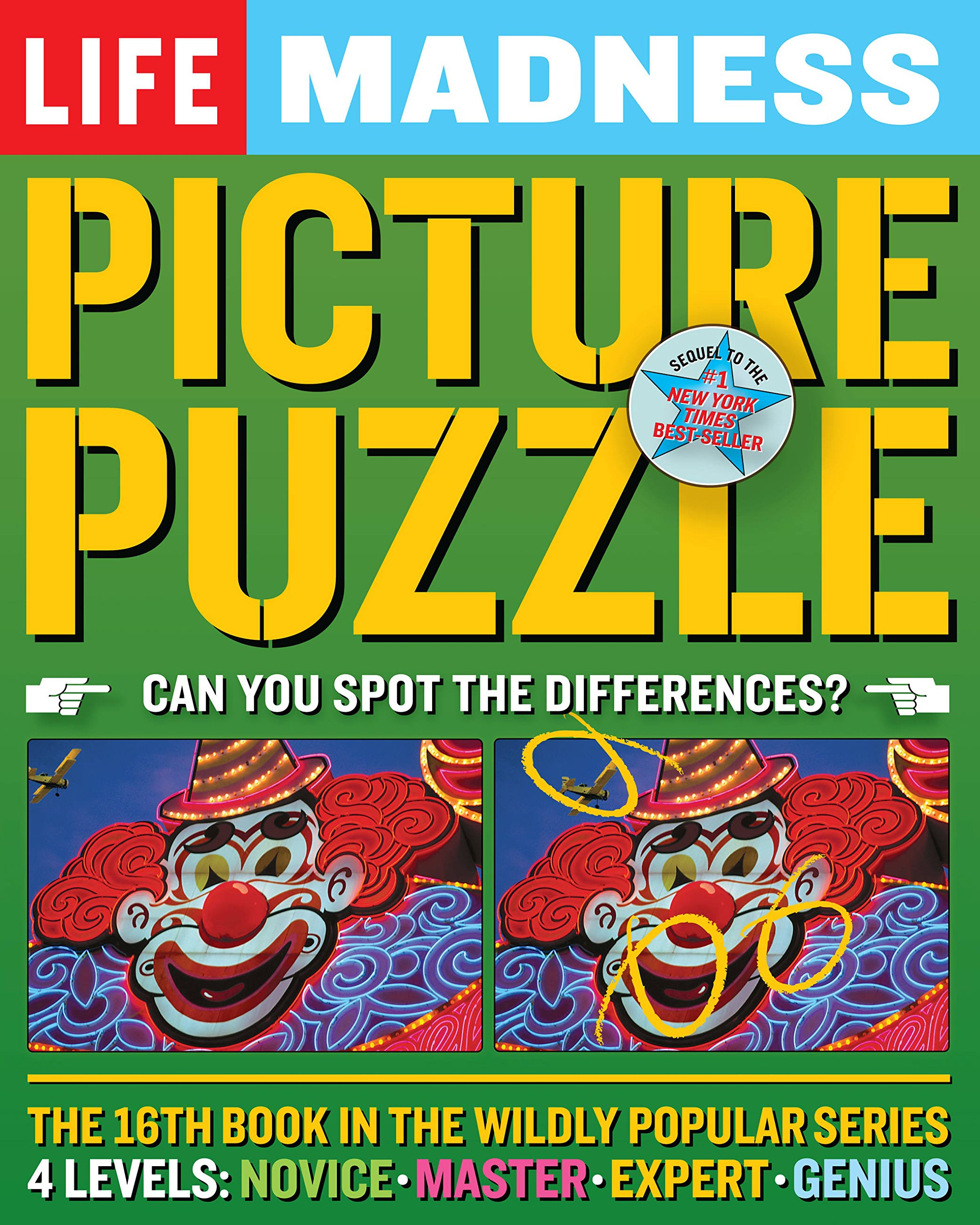 LIFE Picture Puzzle Madness (Life Madness Picture Puzzle) PDF