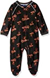 MLB Infant Orioles Sleepwear All Over Print Zip
