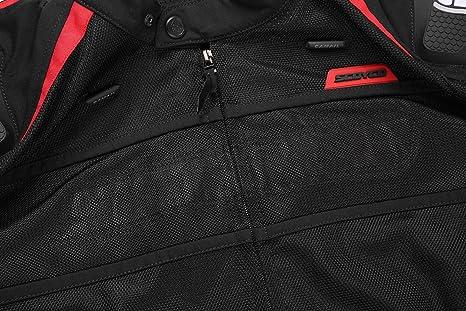 Amazon.com: SCOYCO Motorcycle Jacket Chaqueta Moto Jaqueta Motoqueiro Blouson Moto Homme Protection Gears Clothing Armor Motocicleta JK63 (Medium, ...