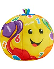 Fisher-Price Laugh & Learn Kick & Learn Soccer Ball [English]