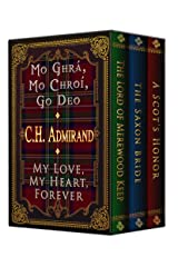Mo Ghra, Mo Chroi, Go Deo: My Love, My Heart, Forever: Medieval Trilogy Bundled Kindle Edition