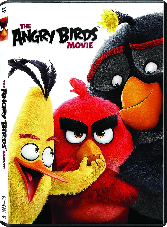 Amazon Com The Angry Birds Movie Clay Kaytis Fergal Reilly