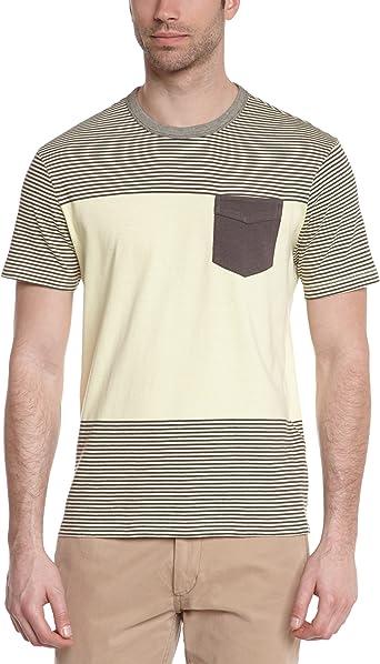Levis SS Pocket Yd No FFC, Camisa para Hombre, Amarillo ...