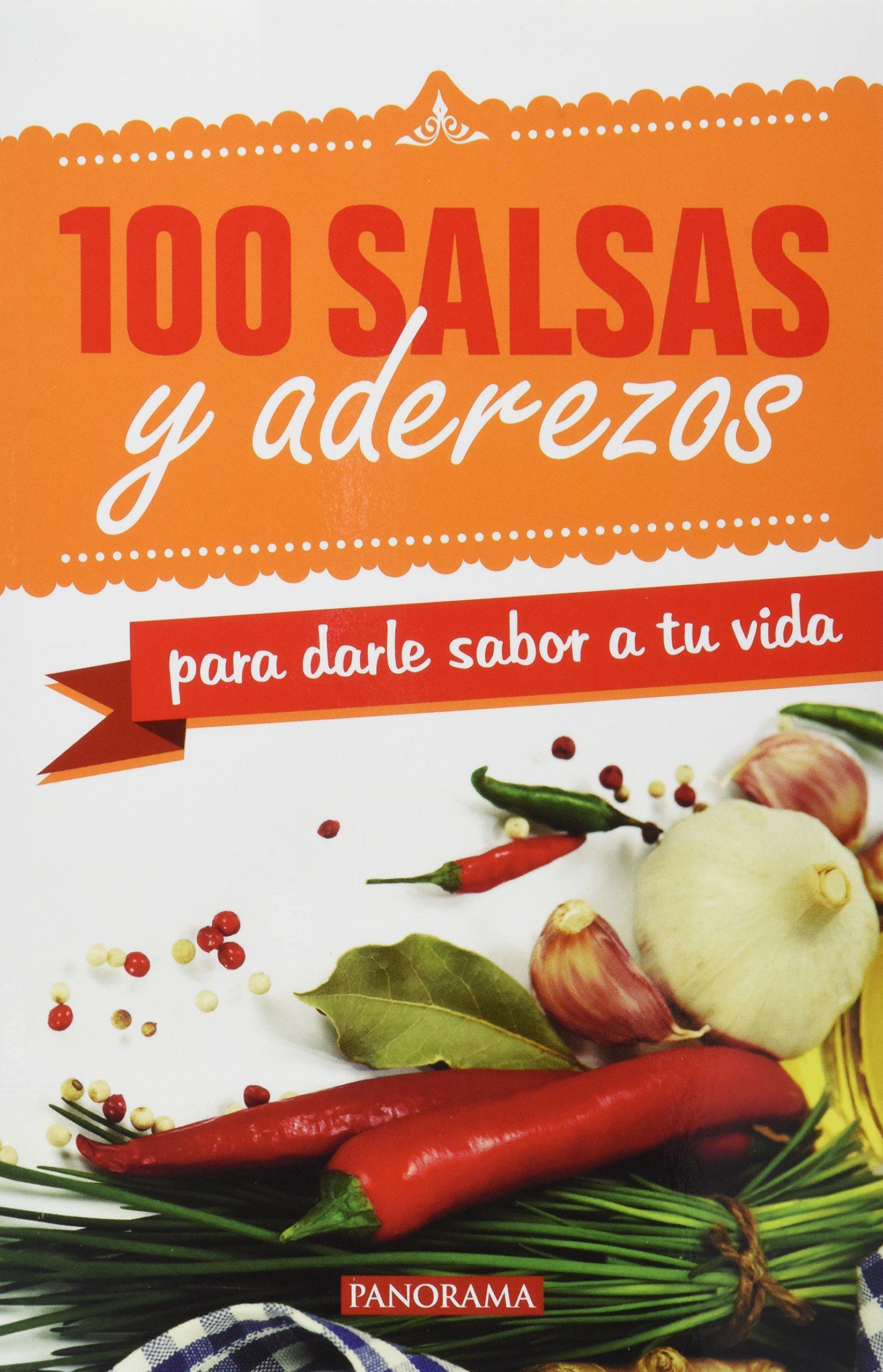 100 Salsas y Aderezos Para Darle Sabor a Tu Vida: Amazon.es: Compendium Compendium: Libros