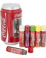 LipSmacker Coca-Cola Classic Can Tin Box, 6 Stk.