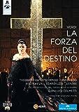 Verdi: La Forza Del Destino [Parma 2011] [Dimitra Theodossiou, Vladimir Stoyanov, Aquiles Machado] [C Major: 724408] [DVD] [2013] [NTSC]