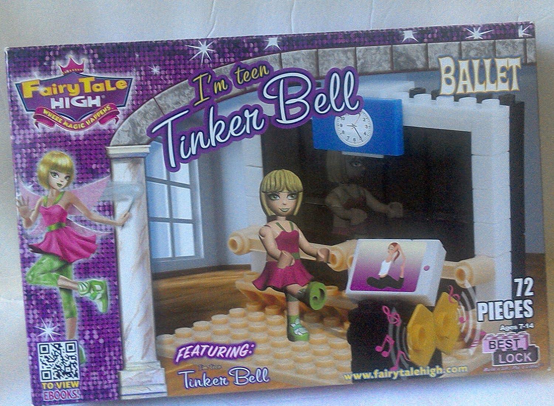 Best Lock Fairytale High Im Teen Tinker Bell United Trademark Holdings Inc