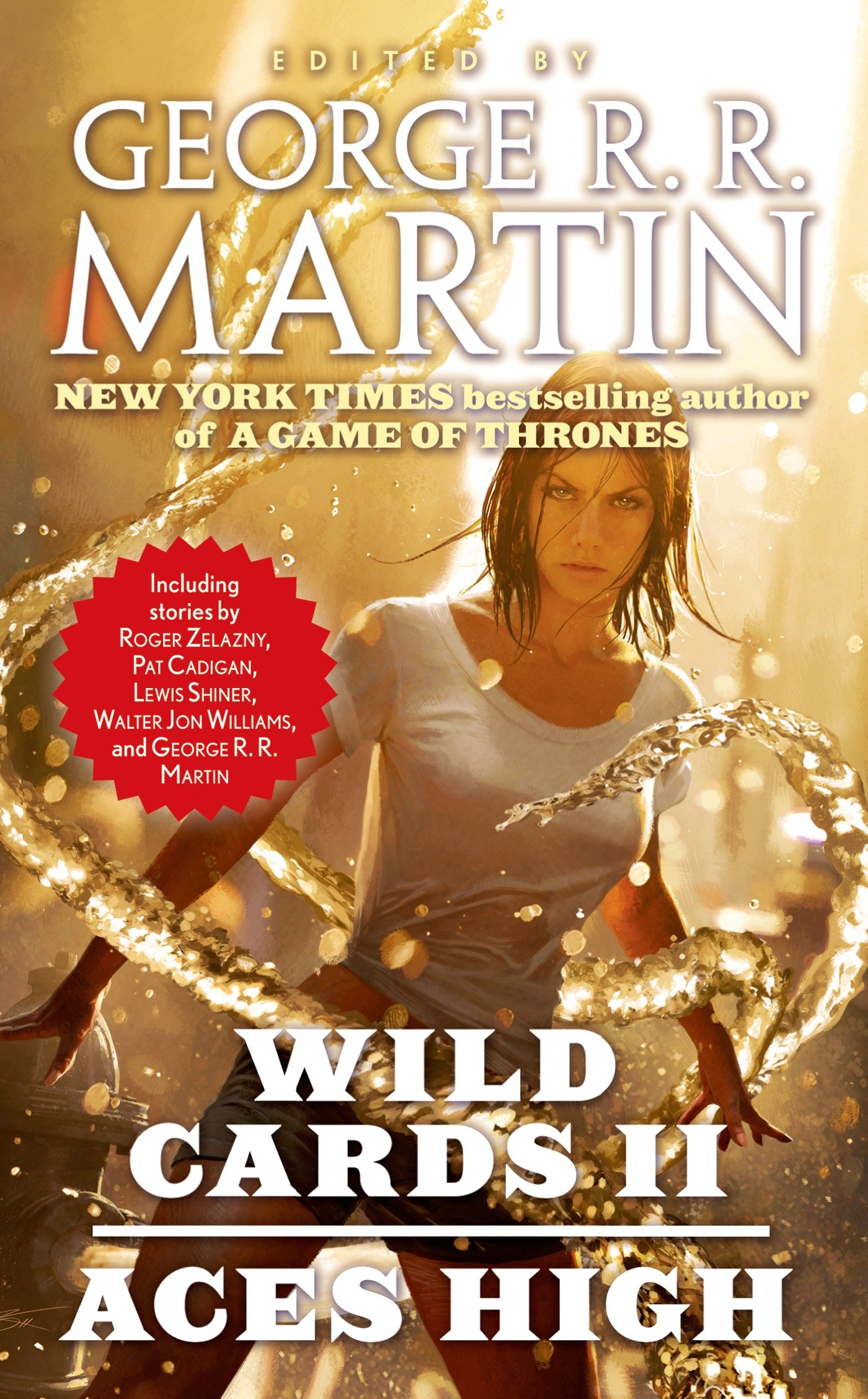 Amazon: Wild Cards Ii: Aces High (9780765365088): Wild Cards Trust, George  R R Martin: Books