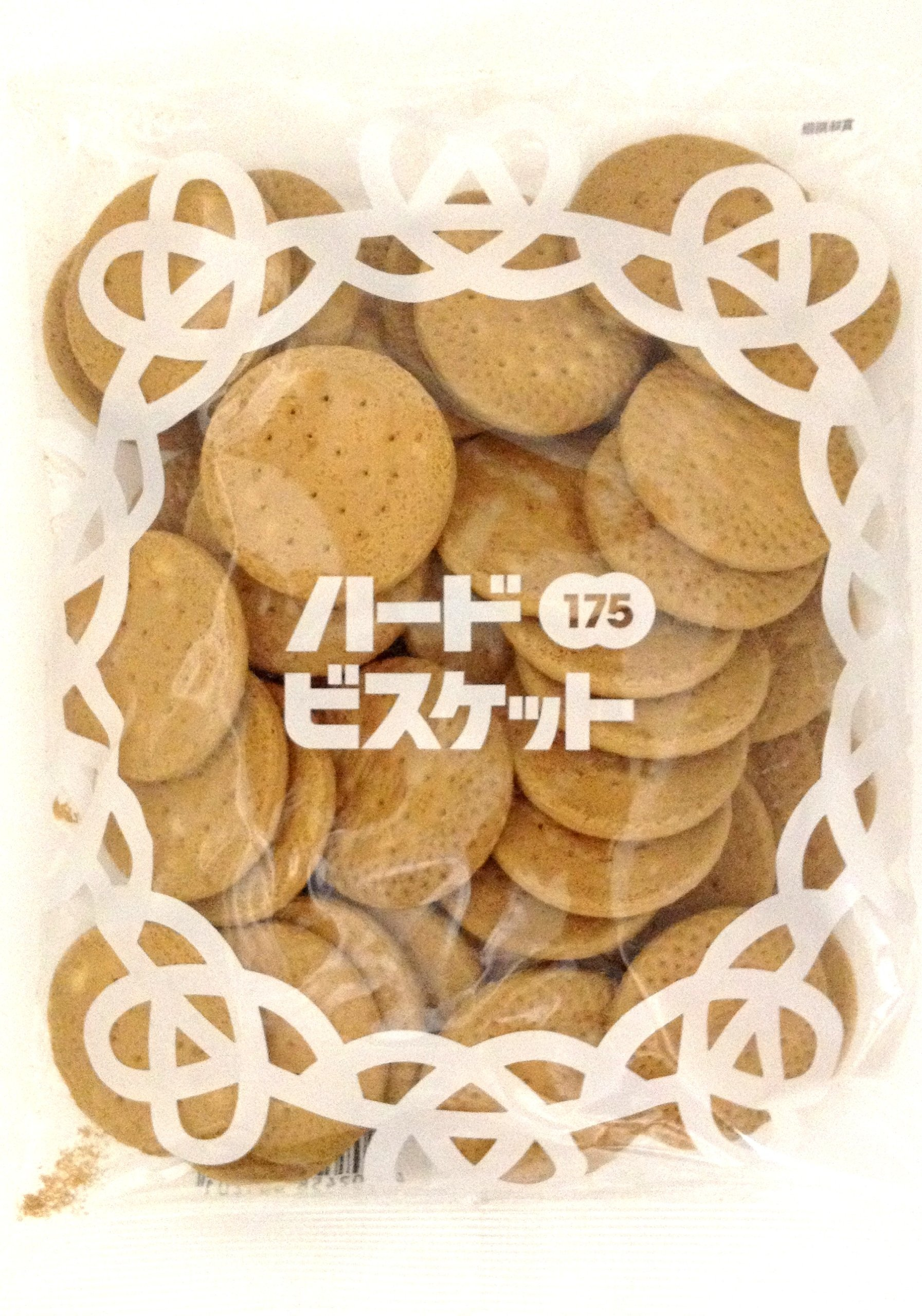 Hokuriku Confectionery hard biscuits 175gX12 bags