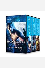 Rhyannon Byrd Bloodrunners Series Books 4-6: An Anthology Kindle Edition