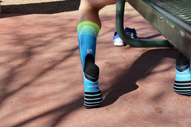 Vitalsox Compression Ligament Support Crew Socks