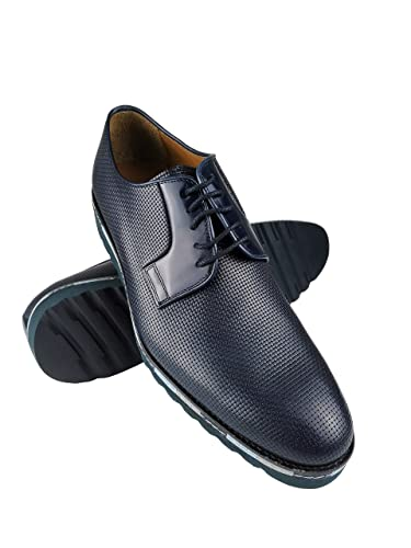 Chaussures Zerimar bleu marine homme Lo4Eusnwd