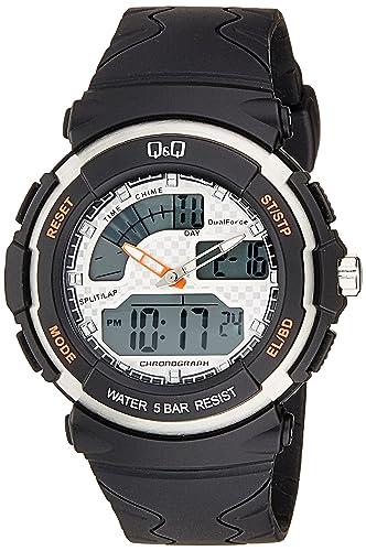 Q&Q - Reloj de Hombre Analógico / digital - M012J001Y