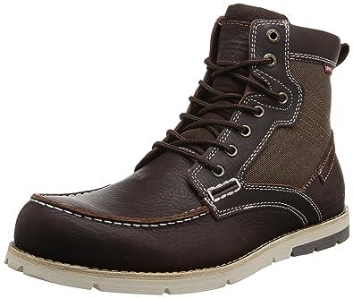 Levi's Shoes Men's Dawson Burgundy Medium