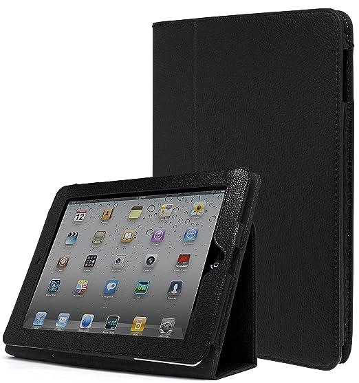 amazon com ipad 1 case, bastex folio synthetic leather case cover