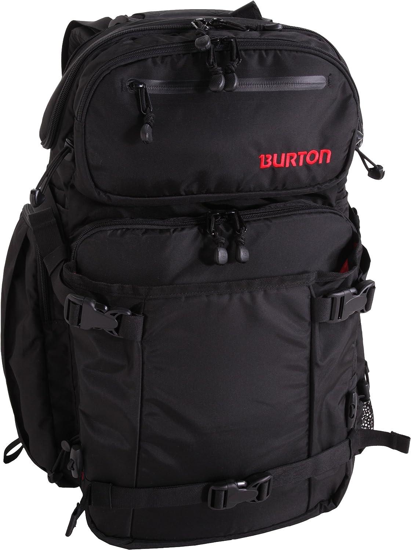 Burton Foto Mochila Focus Pack Negro Negro: Amazon.es: Deportes y aire libre