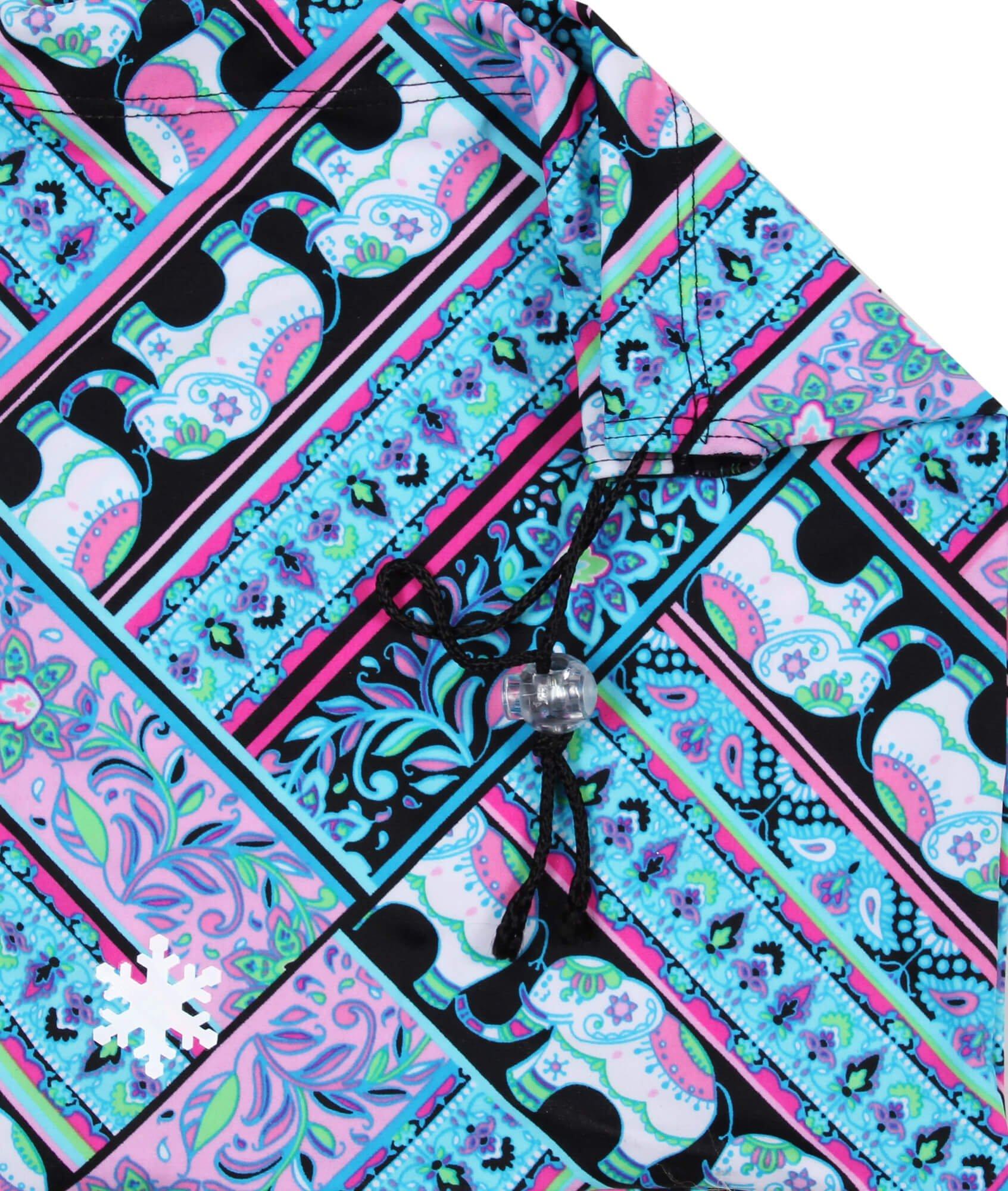Snowflake Designs Elephant Gymnastics Grip Bag by Snowflake Designs (Image #1)