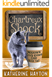 Chartreux Shock (Marjorie's Cozy Kitten Cafe Book 2)