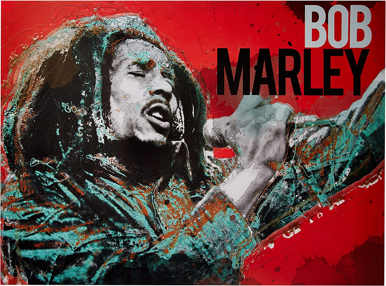 Bob Marley  Reggae  MUSIC 18X24 POSTER FREE SHIPPING
