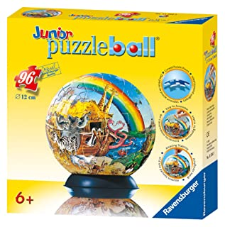 Ravensburger Noah's Ark - 96 Piece puzzleball