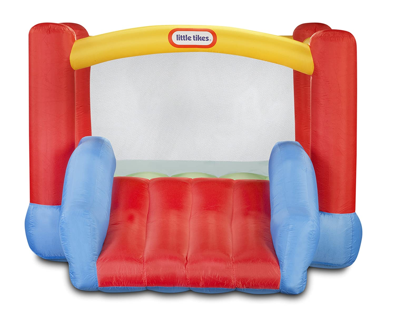 little tikes 173387UK Jump N Slide - Juguete para niño ...