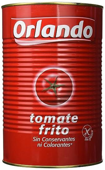 Orlando tomate frito clásicolata 4, 1 kg