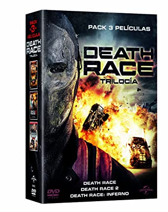 Death Race (Pack Trilogía) [DVD]: Amazon.es: Jason Statham, Joan ...