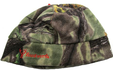 c1a9c6203e2 Image Unavailable. Image not available for. Color  Huntworth Men s Fleece  Hat ...