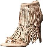 Steve Madden Women's Fringlyr Dress Sandal