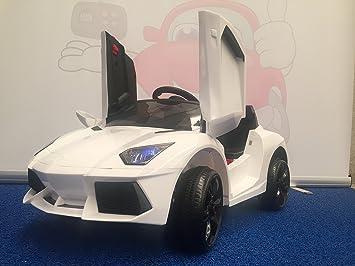 voiture electrique lamborghini 12v