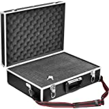 Orion 05999 Pluck-Foam Deluxe Large Accessory Case (Black)