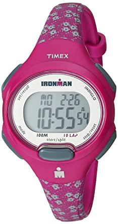 dfc09d1135c5 Amazon.com  Timex Women s Ironman Essential 10 Mid-Size Resin