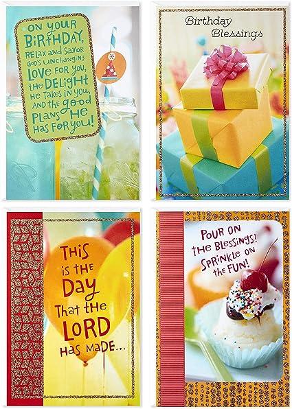 Amazon.com: Surtido de tarjetas de felicitación religiosas ...