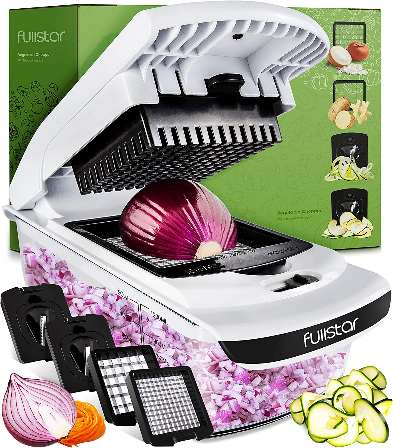 Gifts for Mom: Vegetable Chopper