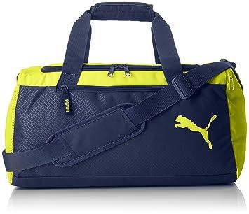ab4d9c93fa3c Puma Unisex s Fundamentals Sports Bag S Peacoat