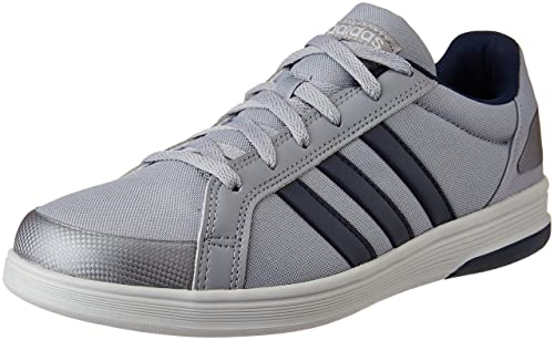 hot sales f6a35 afc2e adidas neo Mens Oracle VII Grey, Conavy and Clonix Sneakers - 8 UKIndia  (42 EU) Buy Online at Low Prices in India - Amazon.in