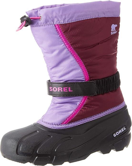 Sorel Unisex Kid's Youth Flurry Snow Boots,Sorel