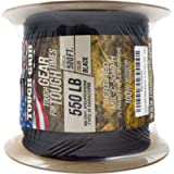 TOUGH-GRID 550lb Paracord/Parachute Cord - 100% Nylon Mil-Spec Type III Paracord Used by The US Military, Great for…