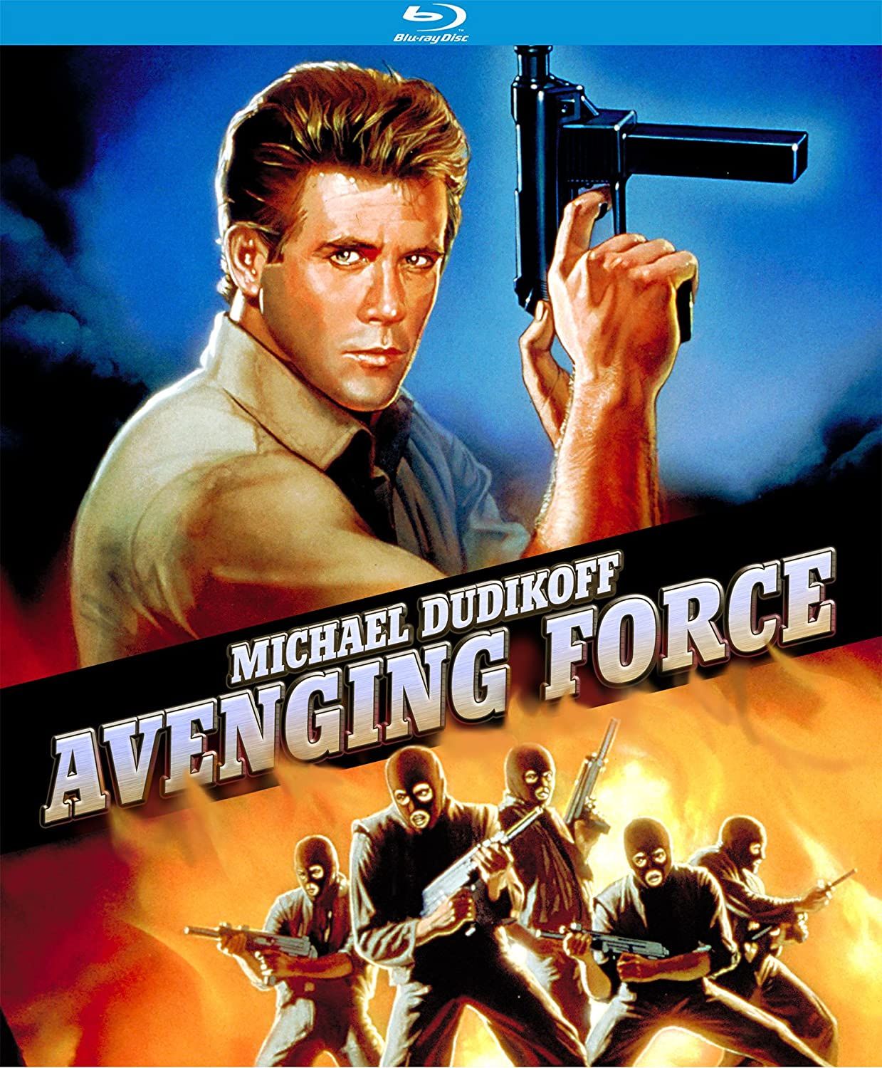 Avenging Force Edizione: Stati Uniti Italia Blu-ray: Amazon ...