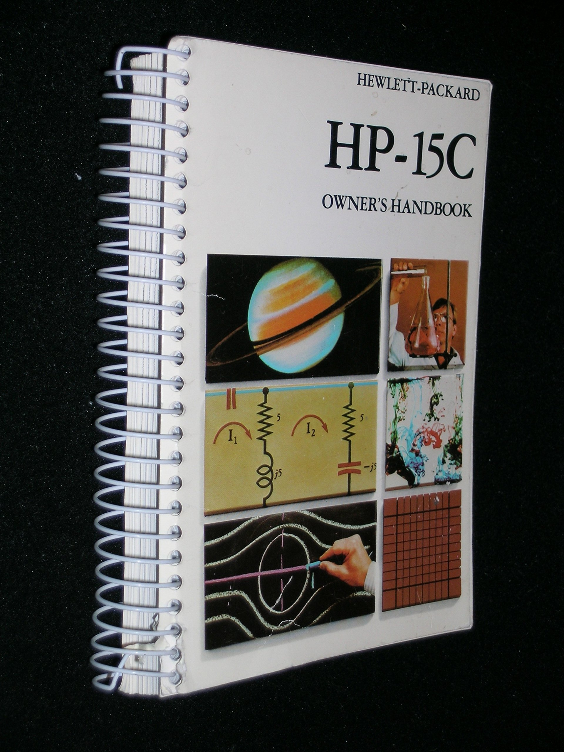hp 15c owner s handbook august 1982 00015 90001 rev b hewlett rh amazon com HP-15C Android HP-15C Emulator