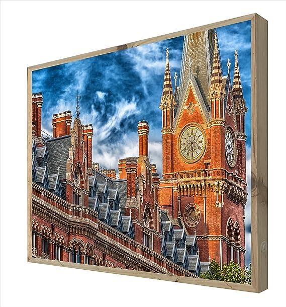 CCRETROILUMINADOS Big Ben Londres Cartel Iluminado con Luz ...