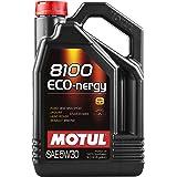 Motul MTL102898 102898 8100 Eco-nergy 5W-30 100 Percent Synthetic-5 Liter