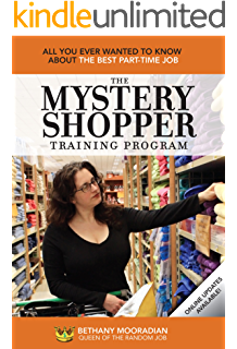 Amazon the essential guide to mystery shopping make money the mystery shopper training program malvernweather Choice Image