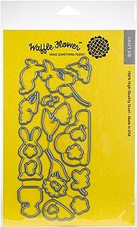 Waffle Flower Die-Spring Time Waffle Flower Crafts 310188