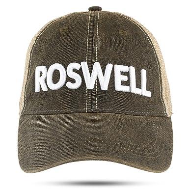 6220979dd8a GA Girl Roswell Trucker Hat Baseball Style Snapback Cap for Women at ...