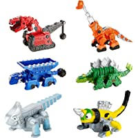 Dinotrux Bundle - Ty Rux, Garby, Ton-Ton, Skya, Revvit & Ace Die-Cast Vehicles