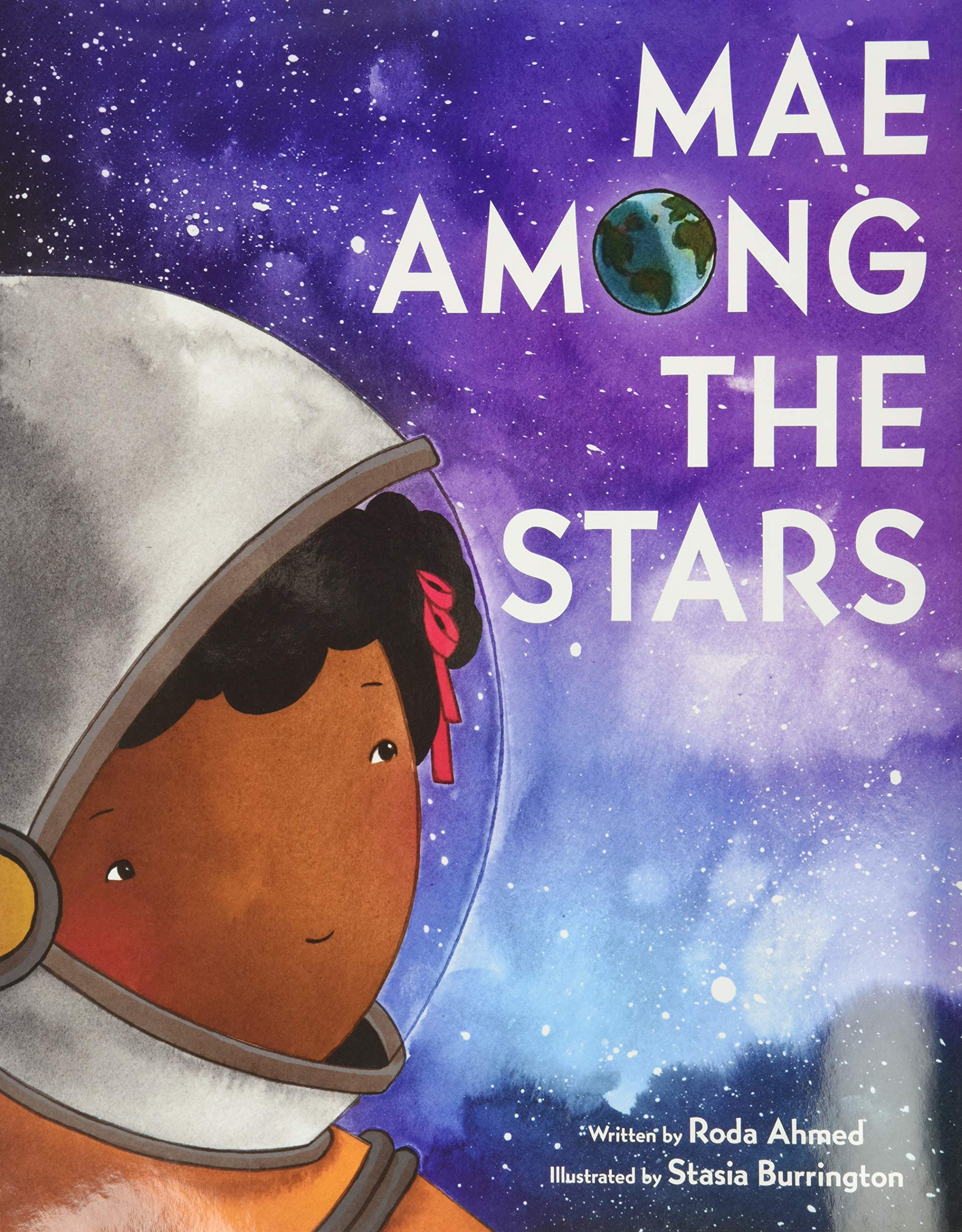 Mae Among the Stars_Picture Book Biographies